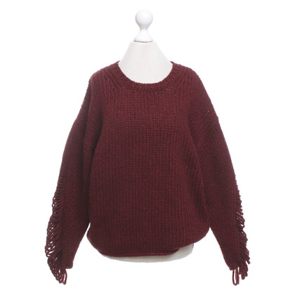 Iro Sweater in Bordeaux