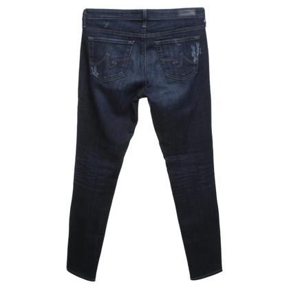 Adriano Goldschmied Jeans in Used-Optik