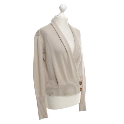 Iris von Arnim Strickjacke in Beige