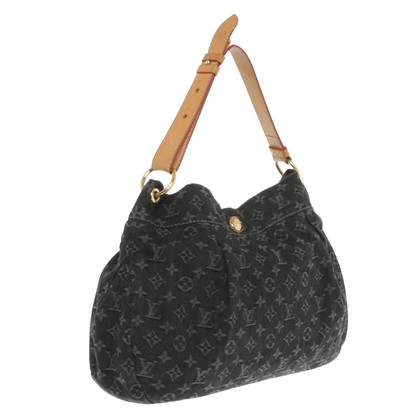 Louis Vuitton Tote Bag aus Monogram Mini Lin Gris