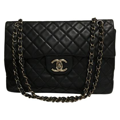 Chanel chanel maxi caviar