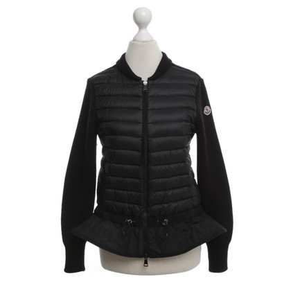 Moncler Jacket in black