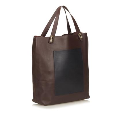 Balenciaga Tote Bag aus Leder