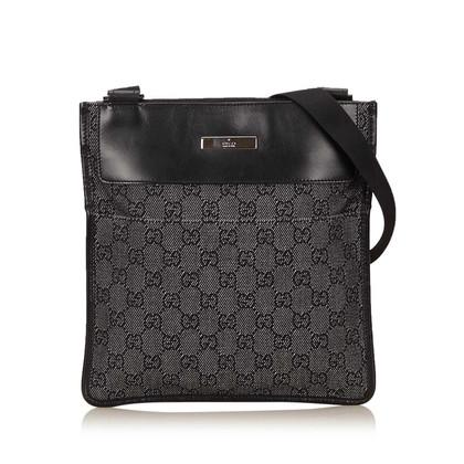 Gucci Guccissima Web Shoulder Bag