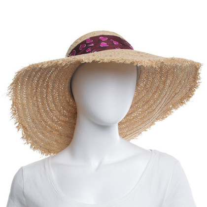 Gucci Summer hat made of raffia