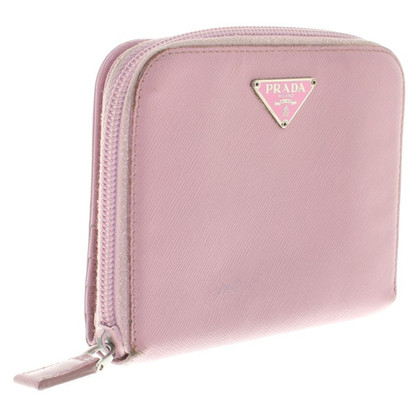 Prada Wallet in pink