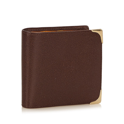 MCM Leather Small Wallet