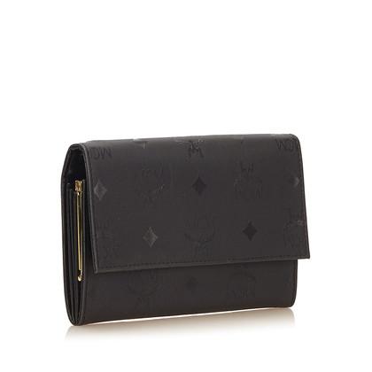 MCM Visetos Long Wallet
