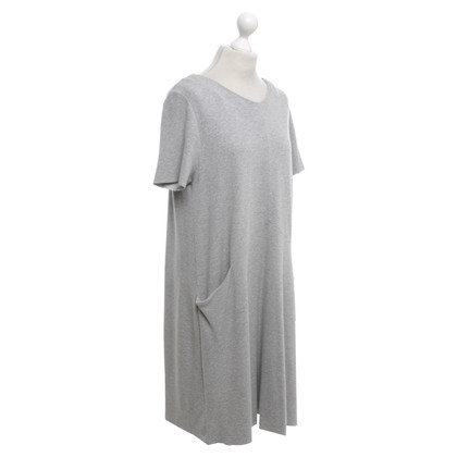 Cos Jersey jurk in grijs