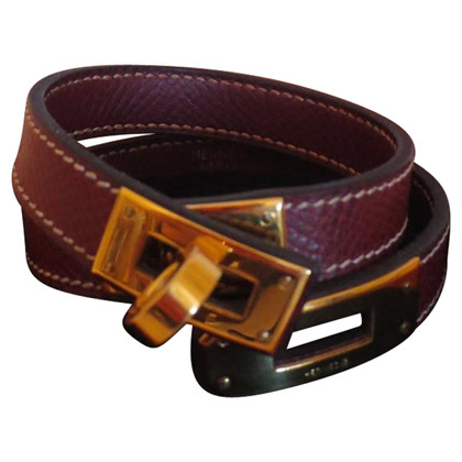 "Hermès Bracciale ""Kelly double tour"""