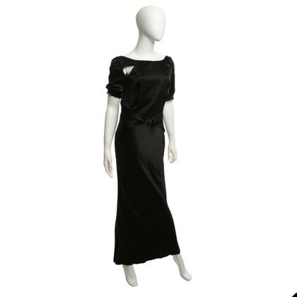 Chloé Silk dress in black