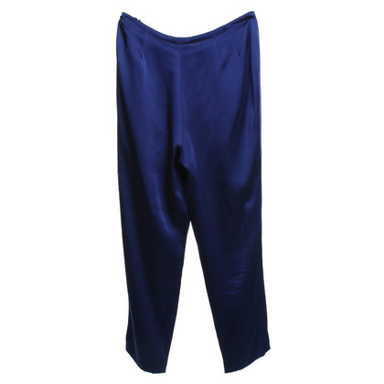 Donna Karan trousers in blue