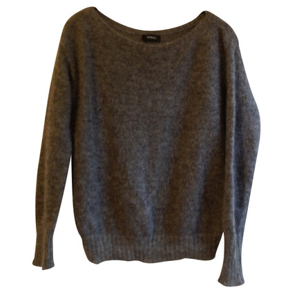 Max & Co Strickpullover in Grau