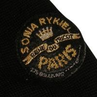 Sonia Rykiel for H&M Black Double Breasted Blazer
