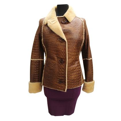 Dolce & Gabbana Dolce & Gabbana lambskin jacket