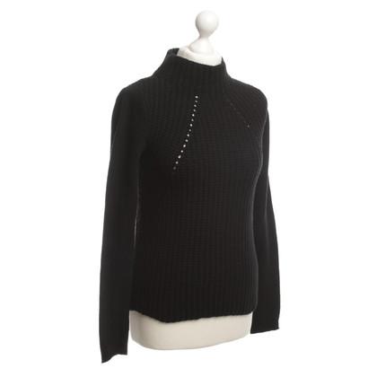 Drykorn Pullover in Schwarz