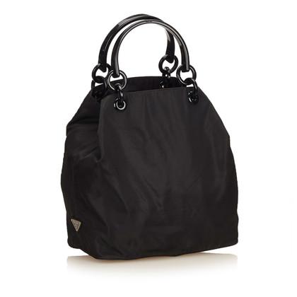 Prada Nylon Tote Bag