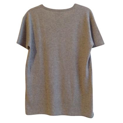 Zoe Karssen camicia di lavoro a maglia Tipografia