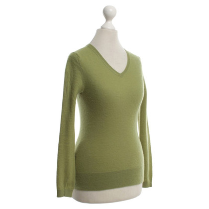 Strenesse Cashmere pullover in green