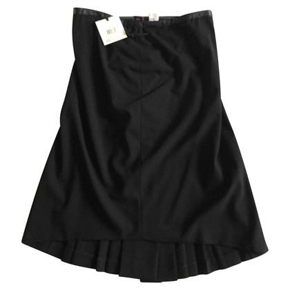 Jean Paul Gaultier Kilt black skirt 42 IT