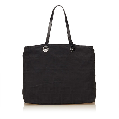 Fendi Zucca Jacquard Handtasche