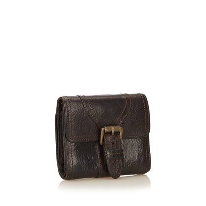 Mulberry Leather Wallet