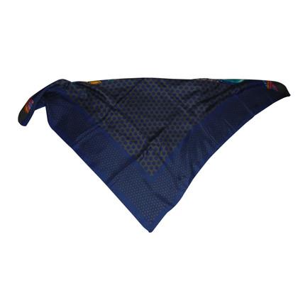 Moschino silk scarves