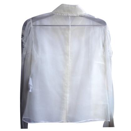 Valentino Organza Shirt