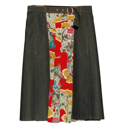 Kenzo Kenzo: jupe en jean
