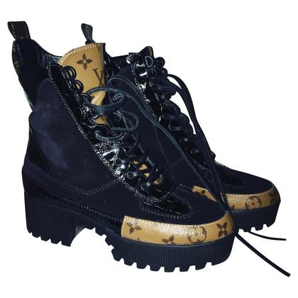 Louis Vuitton Lace-up boots