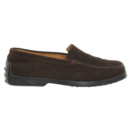 Tod's Loafer in dark brown