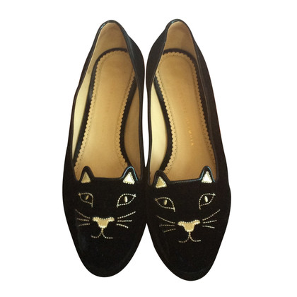 Charlotte Olympia balletdanseres