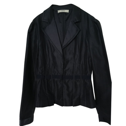 Prada fitted silk jacket
