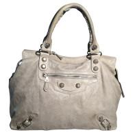 Balenciaga Baleciaga grey bag