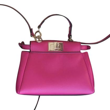 """Fendi """"Micro Peekaboo"""" in Pink"""