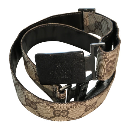 Gucci Gucci belt in fabric