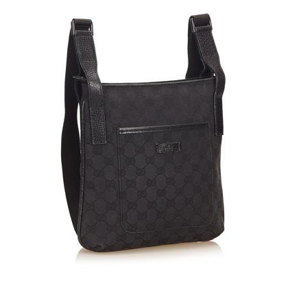 Gucci Guccissima Jacquard Shoulder Bag