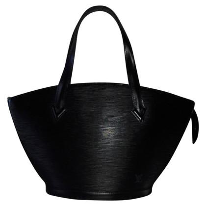 """Louis Vuitton """"Saint Jacques EPI' in black"""