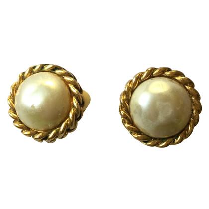 Chanel Clip Earrings