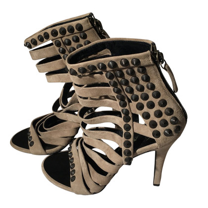 Balmain Balmain hoge sandalen.