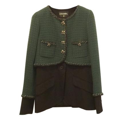 Chanel New Unused Chanel wool coat