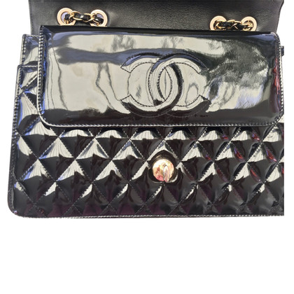Chanel Doppia Flap Bag Jumbo
