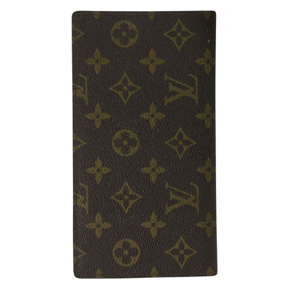 "Louis Vuitton ""Portefeuille Monogram Canvas"""