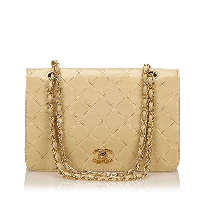 Chanel Quilted Medium Lambskin Double Flap