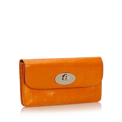 Mulberry Patent Leather Wallet