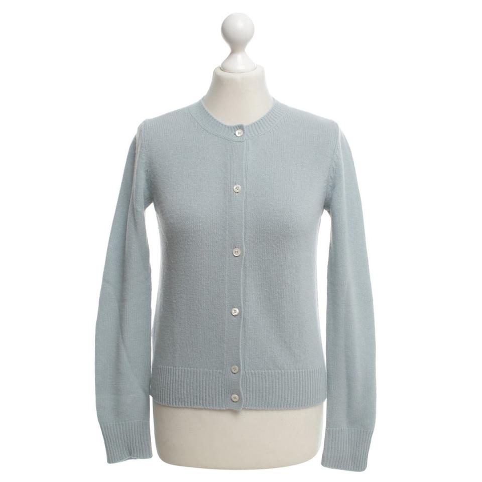 Prada Cardigan in light blue - Buy Second hand Prada Cardigan in ...