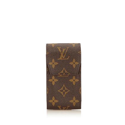 Louis Vuitton Cassa di sigaretta del monogramma