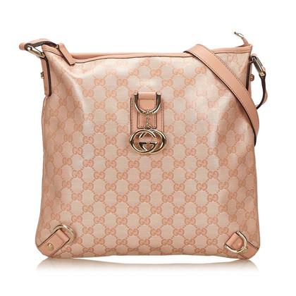 Gucci Guccissima Abbey Shoulder Bag