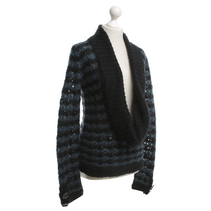 By Malene Birger Knitted sweater with stripes