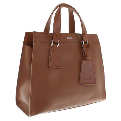 Giorgio Armani Satchel in Brown